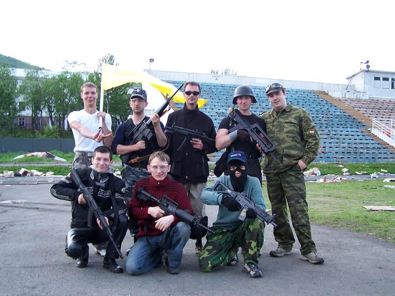 июнь 2006, стадион Спартак