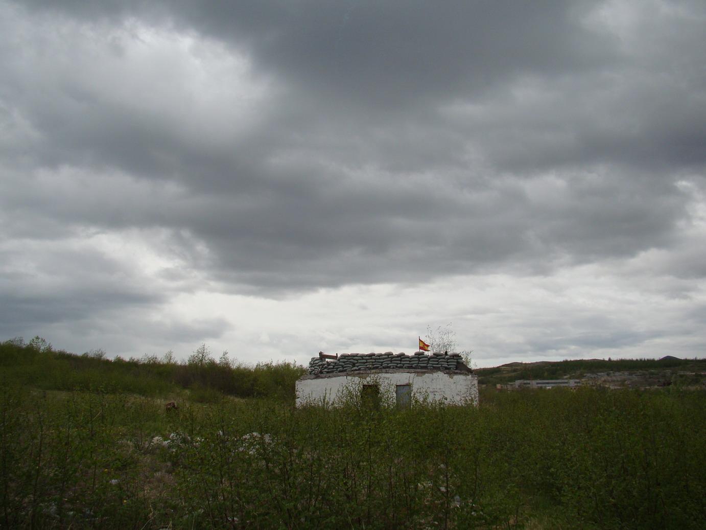 Перед игрой Черная Зависть в Магадане фото форта